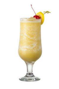 Banana Daiquiri Mocktail