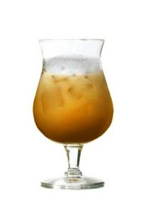 Iced Cappuccino Mocktail