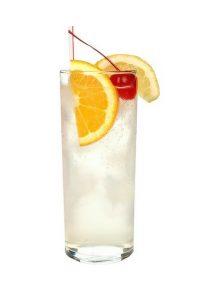 Lemon Collins Mocktail