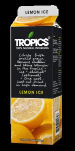 Tropics Lemon Ice