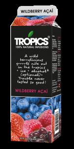 Tropics Wildberry Açai