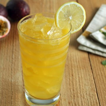 Passionate Palmer Mocktail