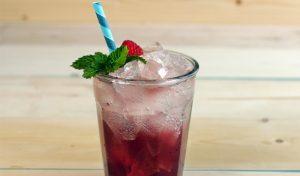 Wildberry Blast Mocktail